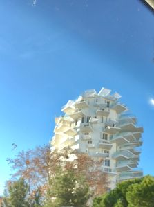 Photo for Residence Arbre Blanc ( White Tree) Luxurious 1 bedroom apart. highest floor