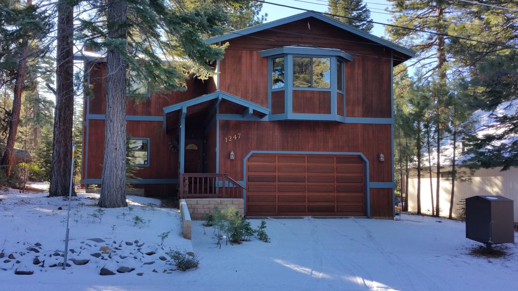 montgomery estates cabin minutes away from heavenly ski