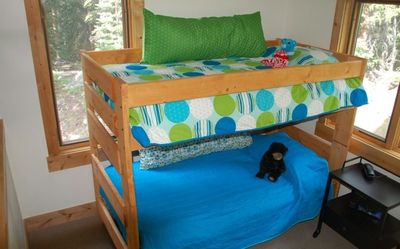A Bunk Room for the kids