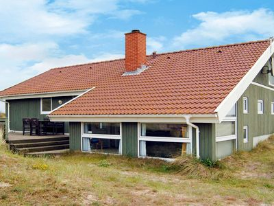 Photo for Luxurious Holiday Home in Ringkøbing with Indoor Whirlpool