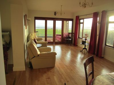 Photo for STUNNING 4 bed, 2 bath farmhouse. Picturesque views overlooking Sligo Bay. WiFi