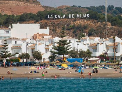 Photo for 3 Bed Townhouse, Mijas Playa Club, 100m to the beach