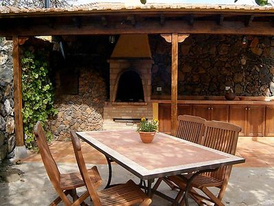 Photo for Vacation home Landhaus La Lima in Las Rosas - 2 persons, 1 bedrooms
