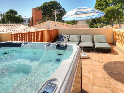 Photo for Nice holiday home Casa Son Minor in Cala Ratjada on the bay Son Moll, for 4 persons, near the beach.