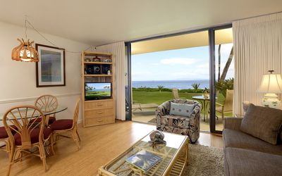 Photo for UP TO 25% OFF!!!  Spectacular Sunsets-Oceanfront  GROUND FLOOR 1 Bedroom Condo!!