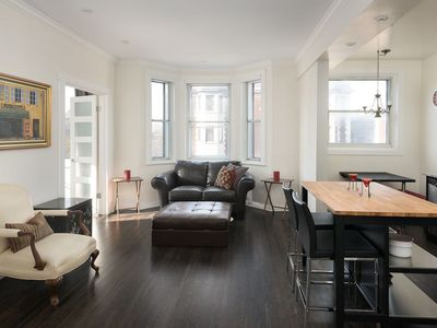 Photo for Architectural 2BR in Mile End by Sonder