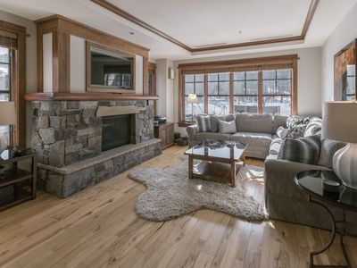 Photo for Luxury 4BD Village at Northstar Residence - Iron Horse South 412