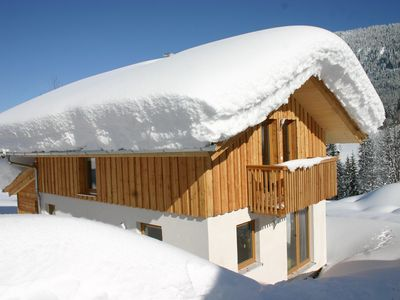 Photo for Large house directly on the ski slopes - Alpendorf Dachstein-West nr. 10