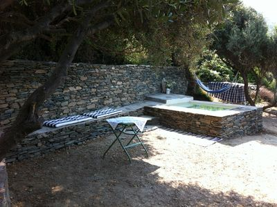 Photo for Charming property in Cap Corse with sea view