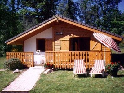 Photo for Cozy chalet with dishwasher, located in the High Vosges