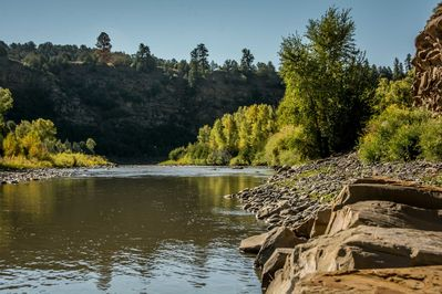 Relax on the San Juan River!