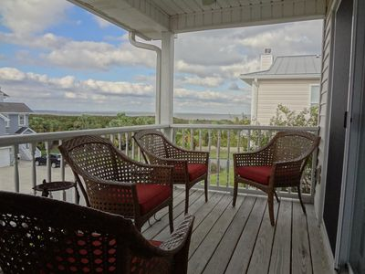 Photo for Oceanview, pet friendly Tybee rental with hot tub sleeps 14! 4 Master Bedrooms!