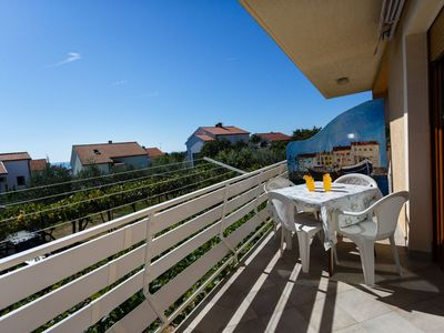 Photo for Holiday apartment in quiet surroundings with balcony