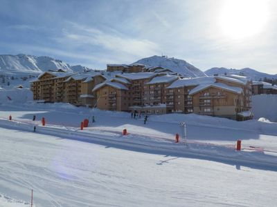 Photo for Apartment Front de Neige 2 (LAP602) in La Plagne - 6 persons, 2 bedrooms
