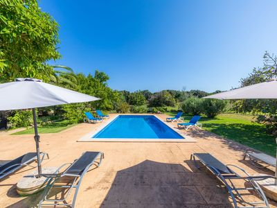 Photo for Rural, idyllic home with pool - Villa Can Sua
