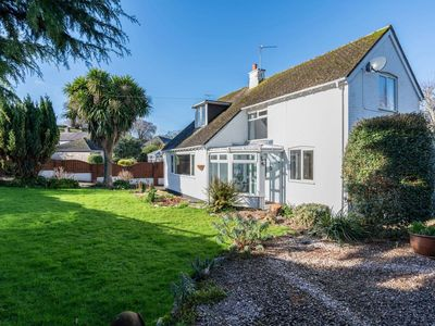 Photo for 4 bedroom accommodation in Galmpton, near Brixham