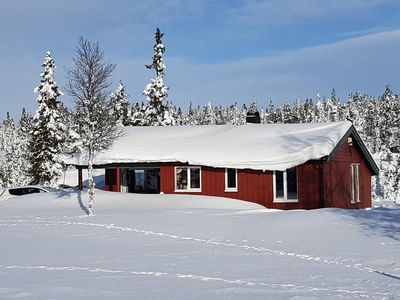 Photo for Holiday house Sjusjøen for 5 - 7 persons with 4 bedrooms - Holiday house