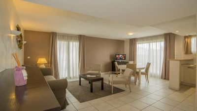 Photo for Book your apartment in a hotel ****> Apartment 14