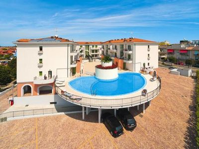 Photo for Holiday resort Galeria Gran Madó, Caorle  in Venetische Adria - 5 persons, 1 bedroom