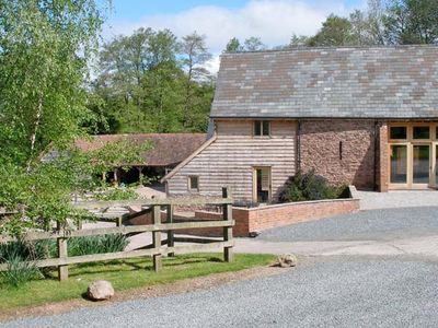Photo for FARM HOUSE BARN, family friendly in Abbey Dore, Ref 3782