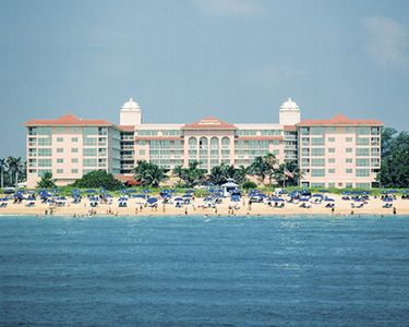 Photo for Ocean Resort-Directly on the BEACH-1 Bedroom Apt