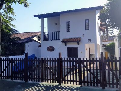 Photo for Beautiful House in ILHABELA! Great location, Wifi, Barbecue, Swimming pool, Jacuzzi