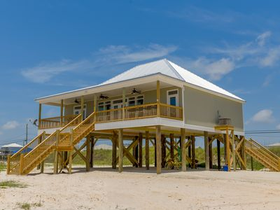 Photo for SeaBatical...Gorgeous New Home with Gulf and Bay Views!!!!