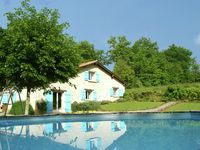 This is the second time we have booked this gîte and the location is beautiful.