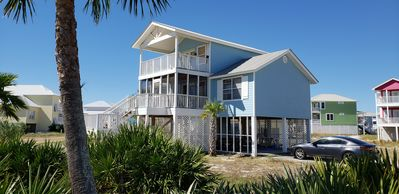 Photo for Newly Renovated! Serenity Sands Beach House - Great Location and Views!