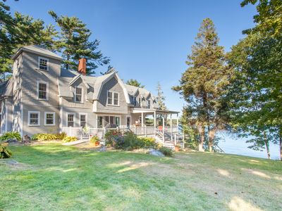 Photo for 4BR House Vacation Rental in East Boothbay, Maine
