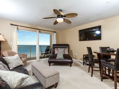 Photo for Pelican Isle 407: Take a breather in this LUXURIOUS GULF FRONT! Free perks!