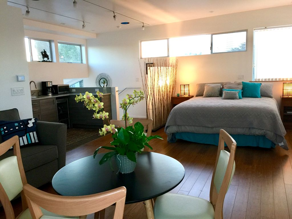 Luxury modern studio apartment in Marina del Rey - Venice