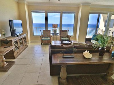 Photo for Gulf Crest 20th floor 2 Bedroom with stunning views of the Gulf of Mexico.