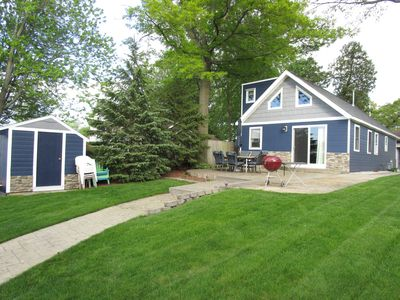 Photo for Cozy Waterford Home on the Fox River Near Milwaukee
