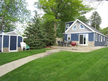 Cozy Waterford Home on the Fox River Near Milwaukee