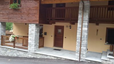 Photo for Issime - Gressoney Valley two-room apartment