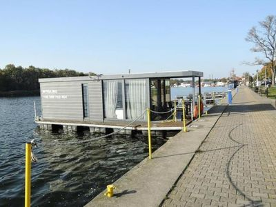 Photo for Holiday accomodations Hausboote, Kamien Pomorski  in Westpommern - 5 persons, 1 bedroom