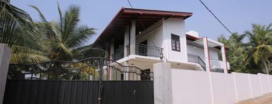 Sea coast Villa No 61 in Hikkaduwa