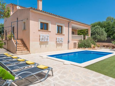 Photo for Town house with pool and garden - Casa Can Fiol