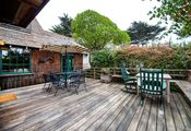 3722 Gate House - Carmel Point Cottage with Roses and Beautiful Ocean Views!