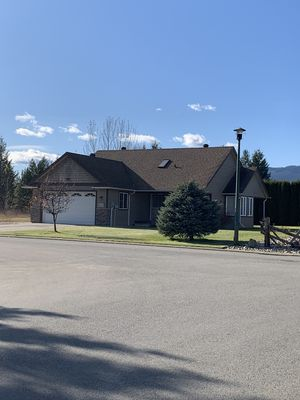 Photo for This beautiful rancher style home located near the majestic Well Grey Park.