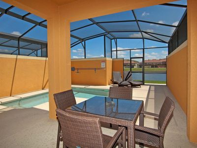 Photo for GATED RESORT COMMUNITY, LAKE FRONT, CLOSE TO CLUBHOUSE, FREE WIFI!!