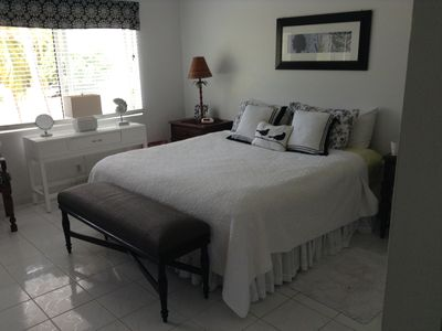 Photo for Lovely, spacious upstairs condo at Crystal Cove, on Sapphire beach.