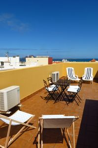 Photo for Lavi Home apartment in Corralejo with WiFi, air conditioning, private terrace & lift.