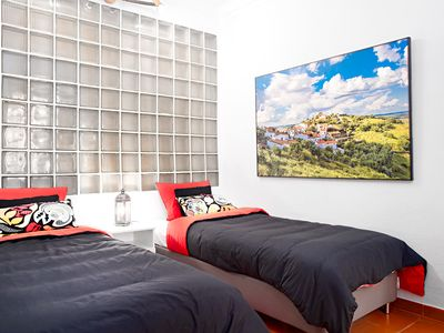 Photo for In Chiado, heart of Lisbon, the space and comfort of a family apartment.