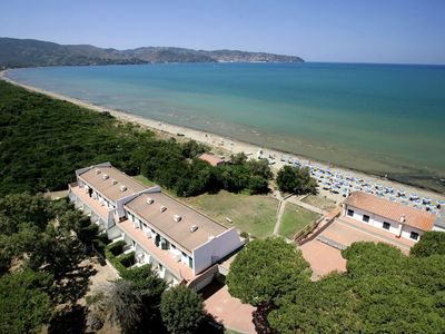 Photo for Apartment in Residence on the Beach for 5 People in Tuscany, Maremma