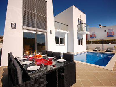 Photo for Pateo Villa, Sleeps 10 with Pool, Air Con and WiFi