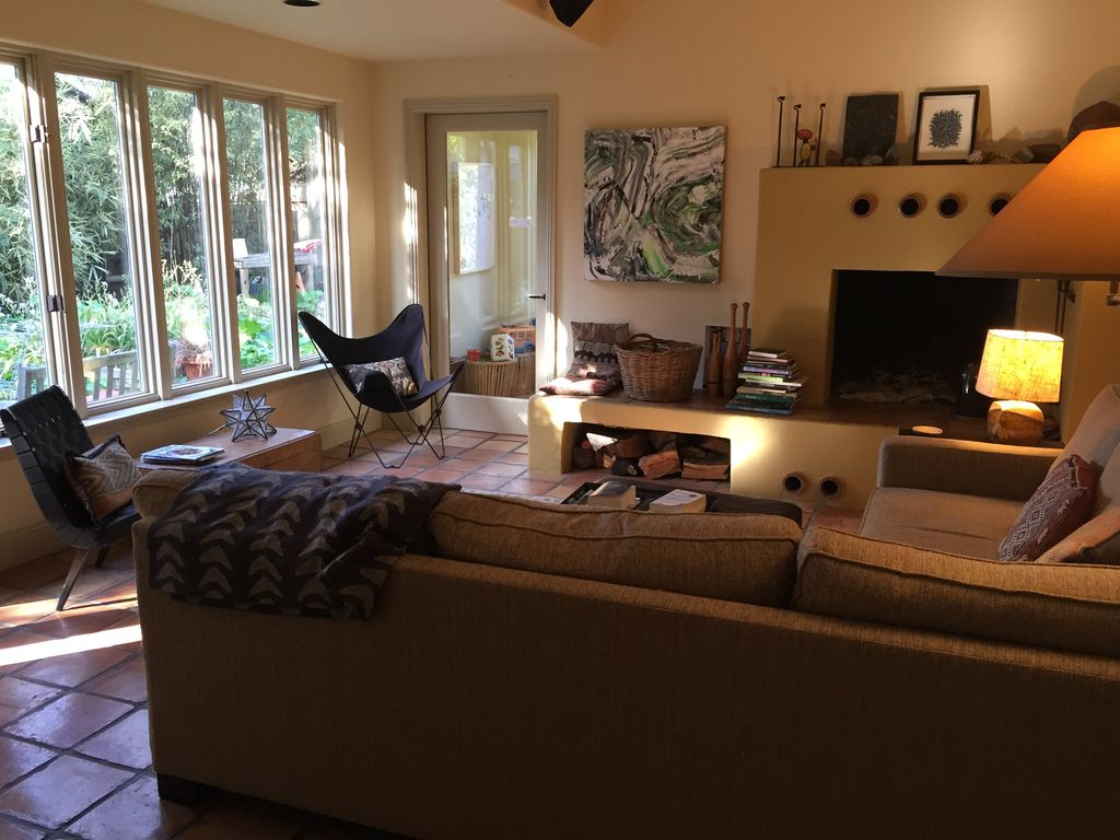 Sunny Garden Facing Home-February 13-March 5 ONLY,  Easy Walk to All of Berkeley