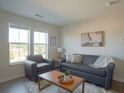 Photo for 1BR Apartment Vacation Rental in Valparaiso, Indiana