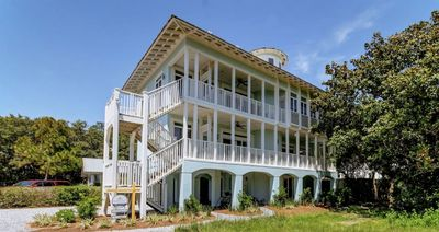 The Elizabeth White House in Seagrove Beach